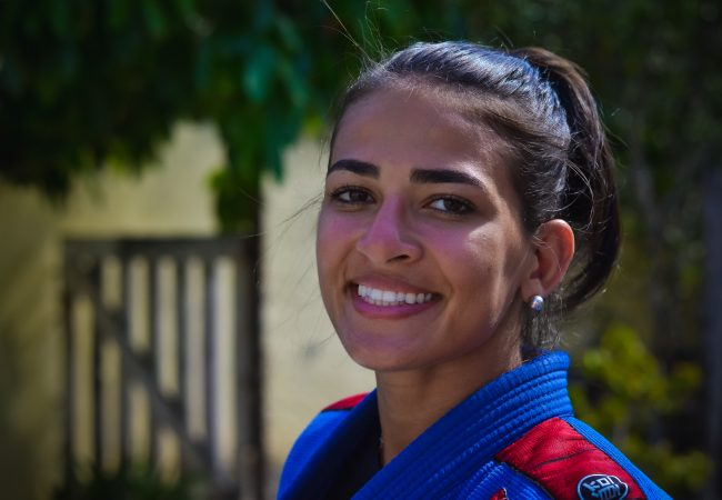 Sitting champ Bia Mesquita on training with Letícia Ribeiro for the Pan