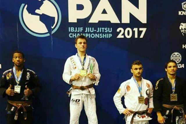 Espen Mathiesen talks Pan title, new challenges