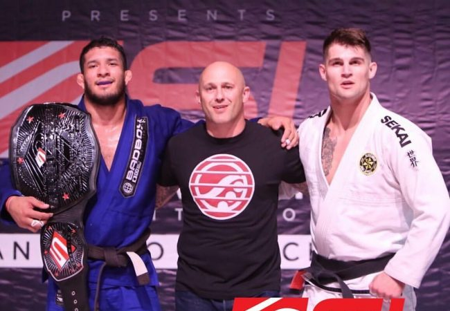 Jiu-Jitsu: Hulk vence GP do Five Grappling; Tarsis supera Lo e Bia vence Talita