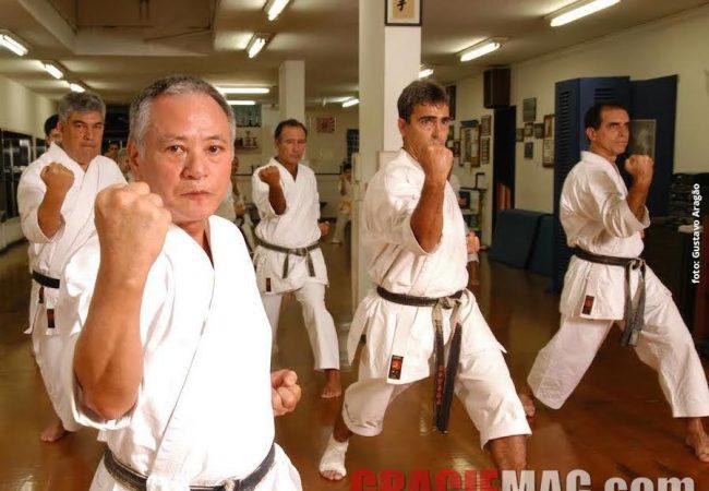 Mestre Inoki falece e recebe homenagem no Rio de Janeiro