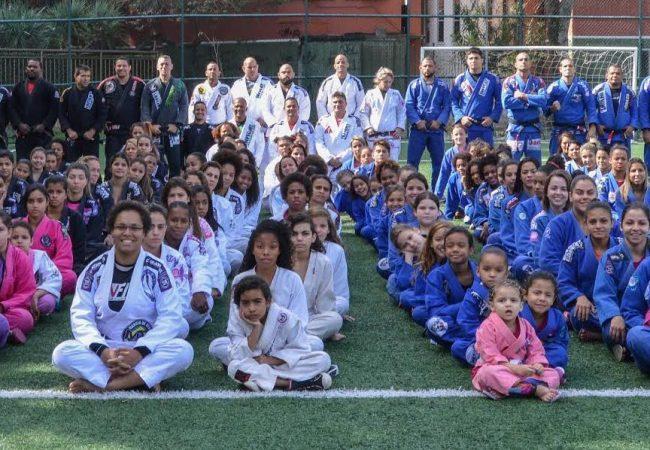 10 motivos para mulheres praticarem Jiu-Jitsu, por Rogério Poggio