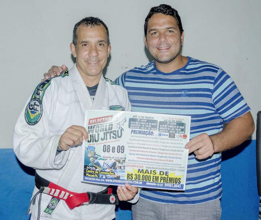 Com mestre Julio Cesar na arbitragem, torneio organizado por nosso GMI Thiago Gaia promete 30 mil reais em prêmios. Foto: Divulgação
