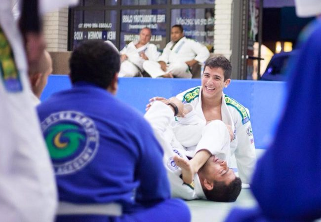 BJJ and self-defense: Get your mount right so you don't get screwed