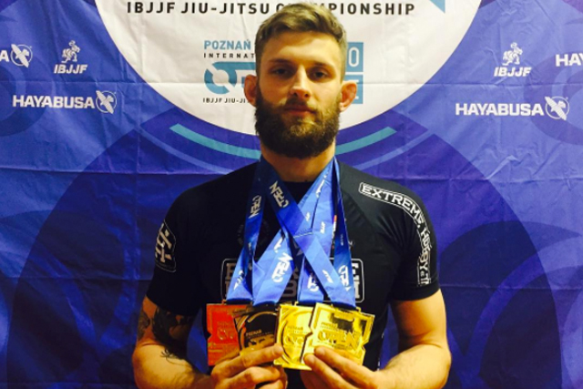 Adam Wardzinski wins quadruple gold at Poznan International Open