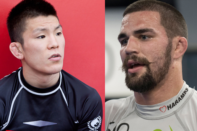 Garry Tonon to face Shinya Aoki in One Championship superfight