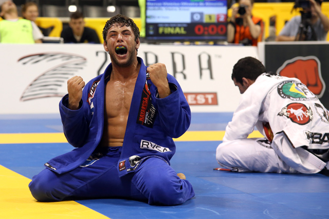 Marcus Buchecha on upcoming ADCC Trials superfight with Rafael Lovato Jr.