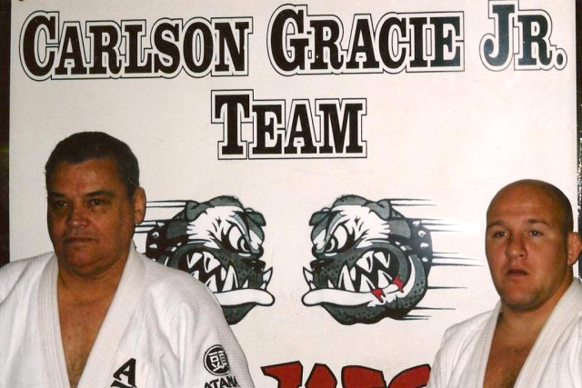 Carlson Gracie Jr. talks old Carlson Gracie Gym's graduation system