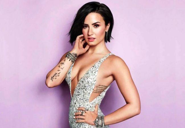 Estrela da música, Demi Lovato veste o kimono e finaliza no Jiu-Jitsu