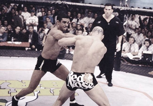20 anos: Relembre grandes finalizações e nocautes de Vitor Belfort no UFC