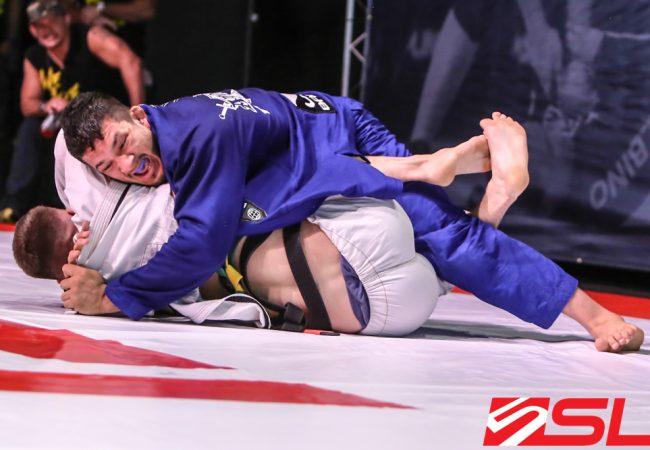 Vídeo: Lucas Hulk ensina duas opções para passar a guarda-x no Jiu-Jitsu