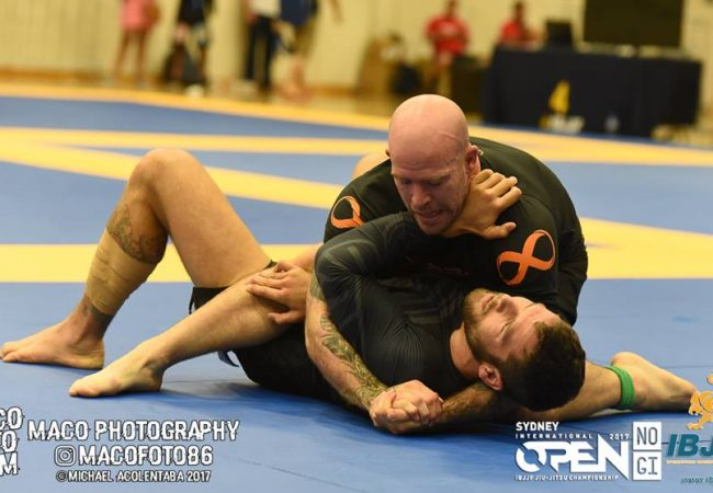 Jiu-Jitsu: O estrangulamento de Kit Dale no absoluto do Sydney Open