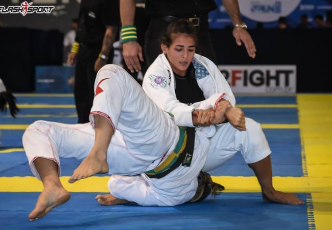 Erberth Santos e Bia Mesquita faturam ouro duplo no Rio Open de Jiu-Jitsu