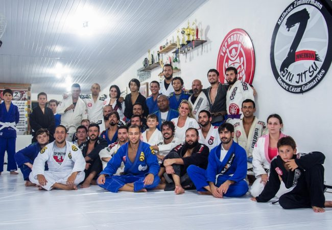 Jiu-Jitsu: Escape do cem-quilos e finalize com Matheus Zimmermann