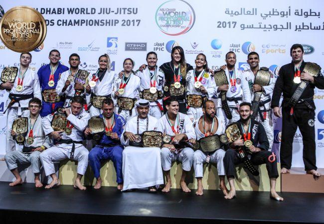 Jiu-Jitsu: Veja os campeões do Abu Dhabi World Pro e Legends