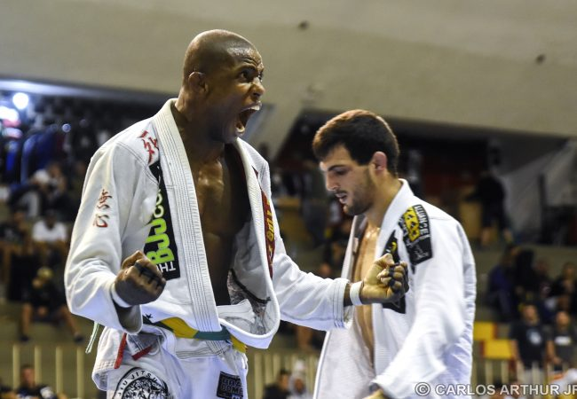 Jiu-Jitsu: Isaque Paiva's choke at the Floripa Open