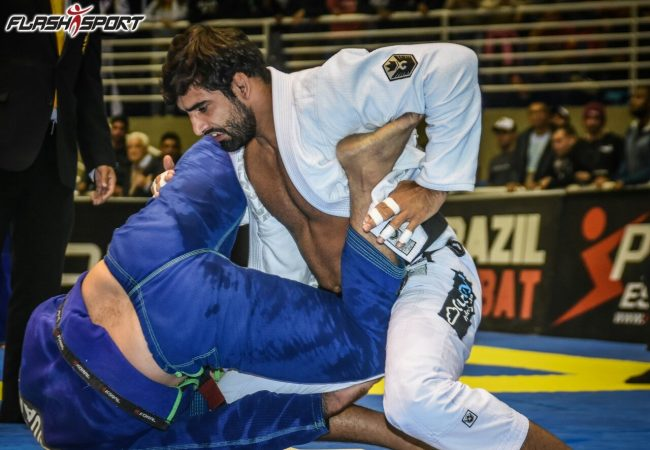 Brazilian Nationals finals defined: Lo vs. Erberth, Bia vs. Tayane