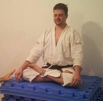 Sebastian Valle, instrutor carioca de 38 anos. Foto: Acervo Pessoal.