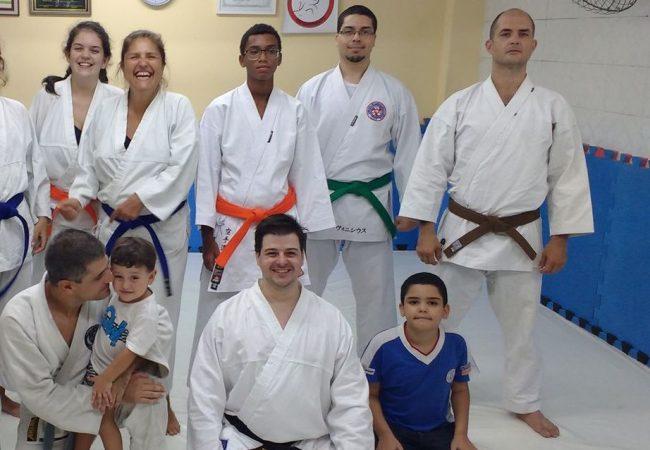 Sebastian Rodriguez Valle, instrutor de 38 anos do CIB, falece no Rio