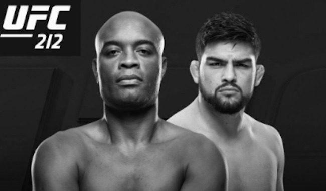 Luta entre Anderson Silva e Kevin Gastelum vira fumaça no UFC Rio