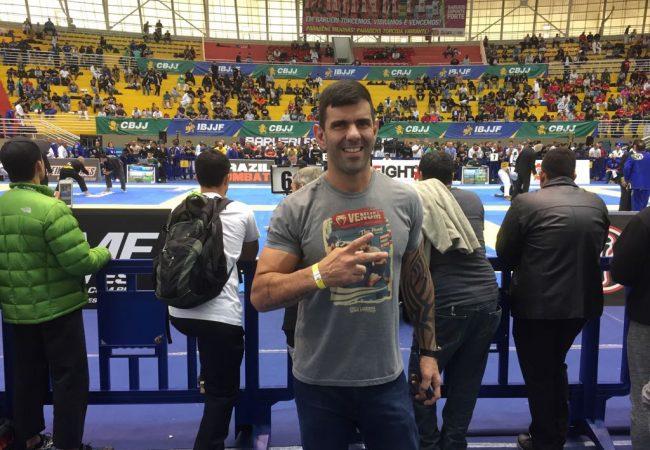 Rodrigo Cavaca e a adrenalina de estar na chave com Erberth e Lo no Brasileiro de Jiu-Jitsu
