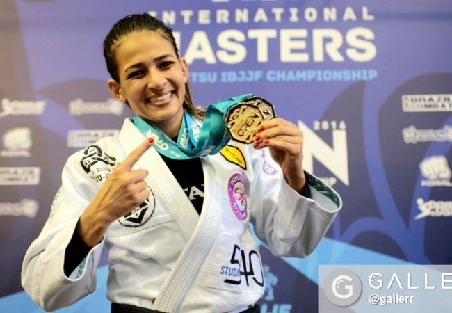 Sitting champ Bia Mesquita wants to keep up good work in Abu Dhabi