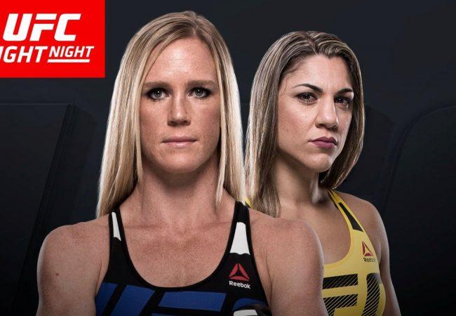 Bethe Correia encara ex-campeã dos galos na luta principal do UFC Singapura