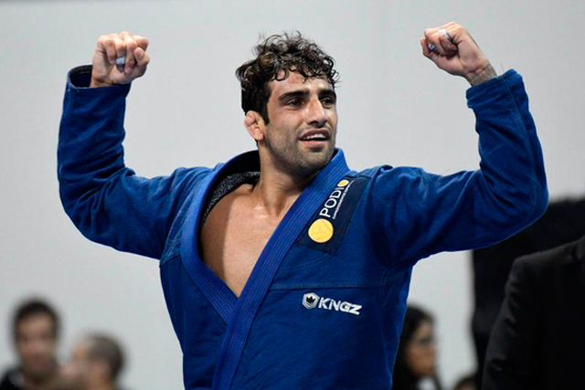 Leandro Lo takes #1 ranking spot after double gold victory in Salvador