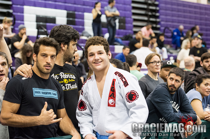 Rayron Gracie and the weight of his 15 years   Graciemag