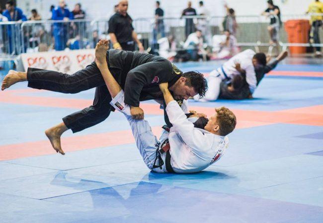 Nicholas Meregali fatura ouro absoluto na III Etapa da Copa Prime de Jiu-Jitsu
