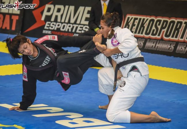 Bia Mesquita comemora título brasileiro e já traça novas metas para o Jiu-Jitsu