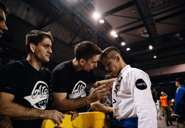 What must be said to a BJJ fighter before a match? Gui Mendes's take
