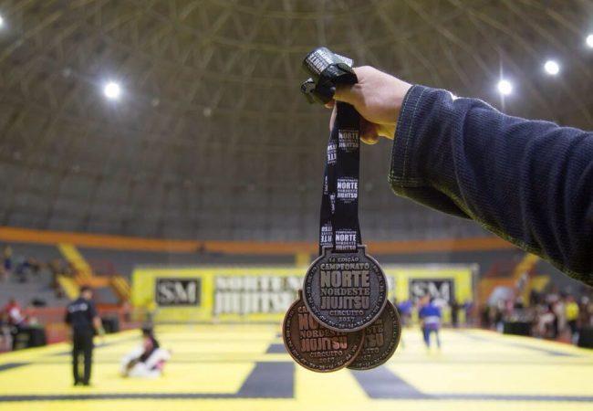 Quem serão os 5 melhores atletas e equipes do Jiu-Jitsu no Norte e Nordeste?