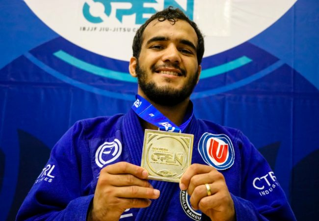Following San Diego Open victory, Marcio André eyes BJJ Worlds