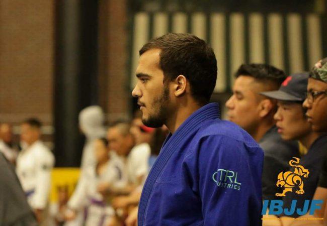 Márcio André comenta ouro no LV Open e foco para brilhar no Mundial de Jiu-Jitsu