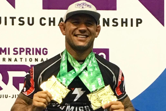 Roberto Cyborg wins quadruple gold at Miami Open