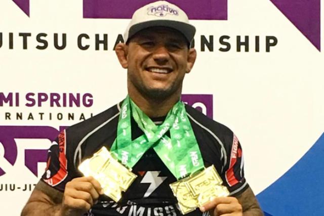 Roberto Cyborg wins quadruple gold at Miami Open