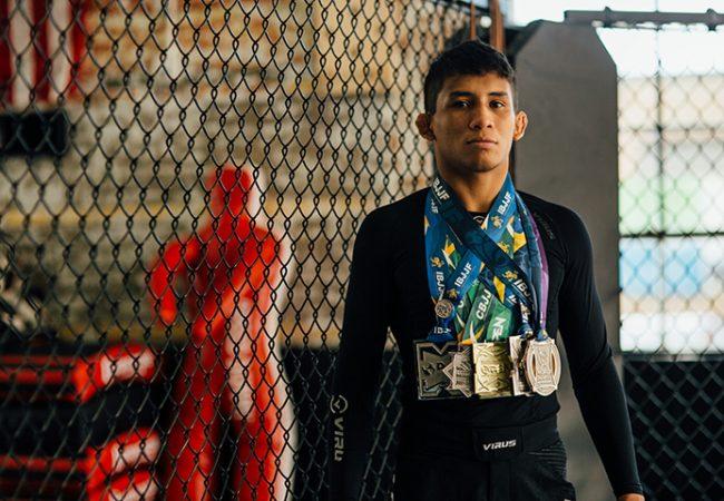 Depois de acidente de carro dramático, campeão de Jiu-Jitsu disputa Mundial 2017