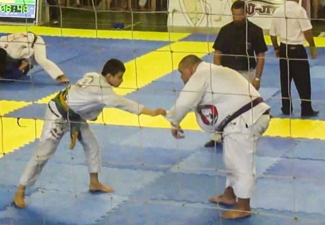 Do baú: João Miyao x Otavio Nalati e o poder da guarda no Jiu-Jitsu
