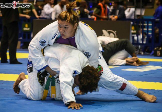 Tayane Porfírio comenta ouro duplo no Brasileiro de Jiu-Jitsu e vitórias na vida