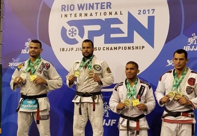Jiu-Jitsu: Aprenda um leglock partindo da guarda-x na aula do GMI Alberto Ramos