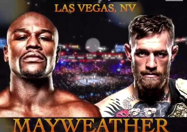 Vídeo: Os treinos e as mentes de Conor McGregor e Floyd Mayweather