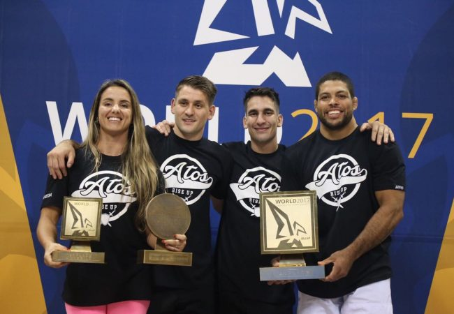 Atos conquers men's adult title, ends Alliance's 9-year streak