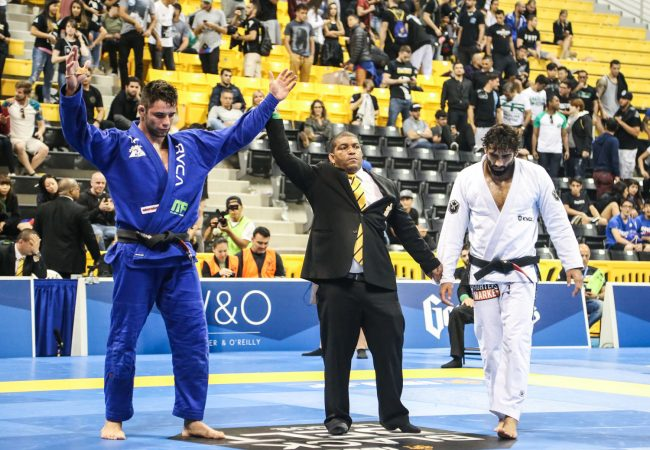 "Leandro Lo corrects Marcus Buchecha: ""He is the best in the world"""