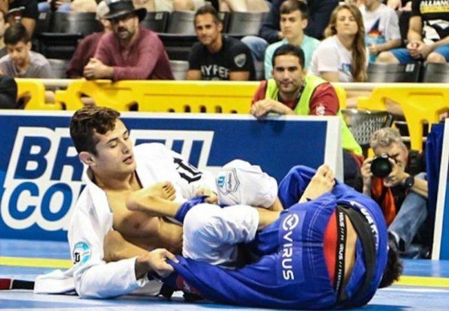 Mundial de Jiu-Jitsu 2017: Confira todas as finais faixa-preta definidas