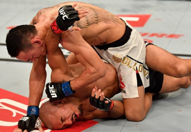 UFC Rio: Aldo perde o cinturão; Claudinha e Cara de Sapato finalizam com o Jiu-Jitsu