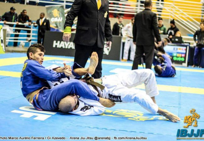 A breakout star from Nova União, brown-belt Alex Sodré seeks to shine at the Worlds