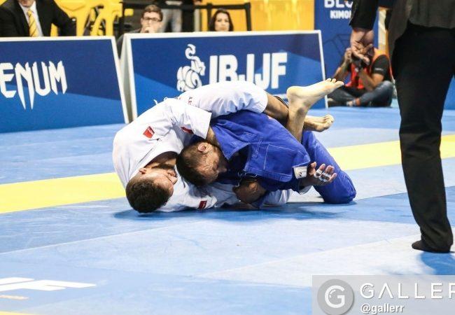 Gabriel Arges analisa conquista do ouro no Mundial de Jiu-Jitsu