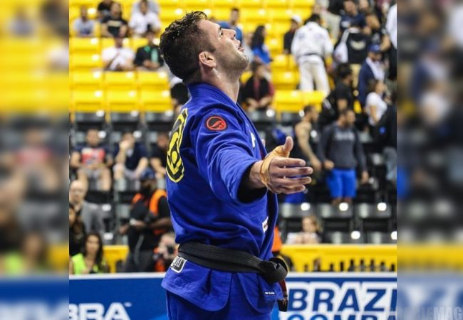 Marcus Buchecha adds two more titles, ties Roger Gracie as a 10-time black-belt world champion