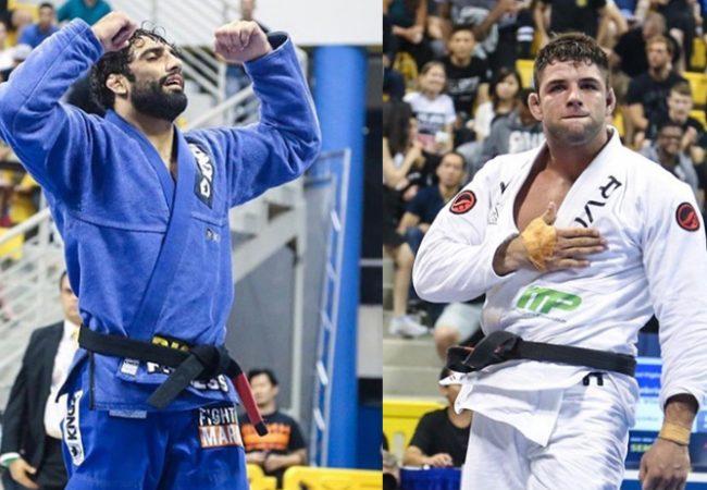 Mundial de Jiu-Jitsu 2018: Marcus Buchecha x Leandro Lo e Tayane Porfírio x Nathiely de Jesus nas finais do absoluto
