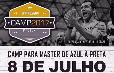 GMI: GFTeam organiza camp para masters com foco no Mundial e Internacional